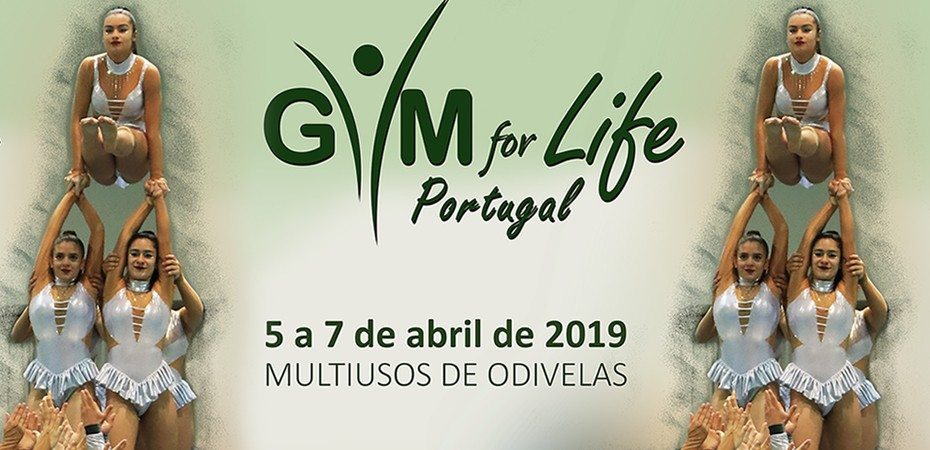 Gym For Life Portugal 2019