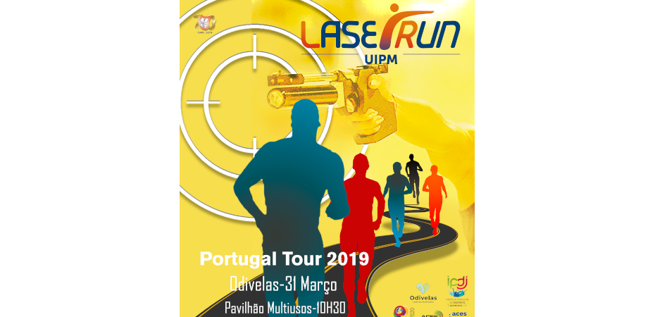 World Laser Run City Tour