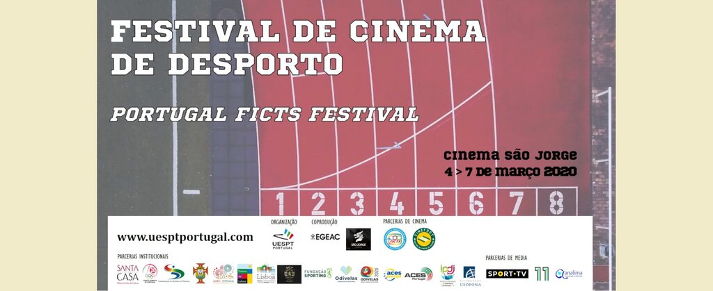 Festival de Cinema de Desporto - Portugal Ficts Festival