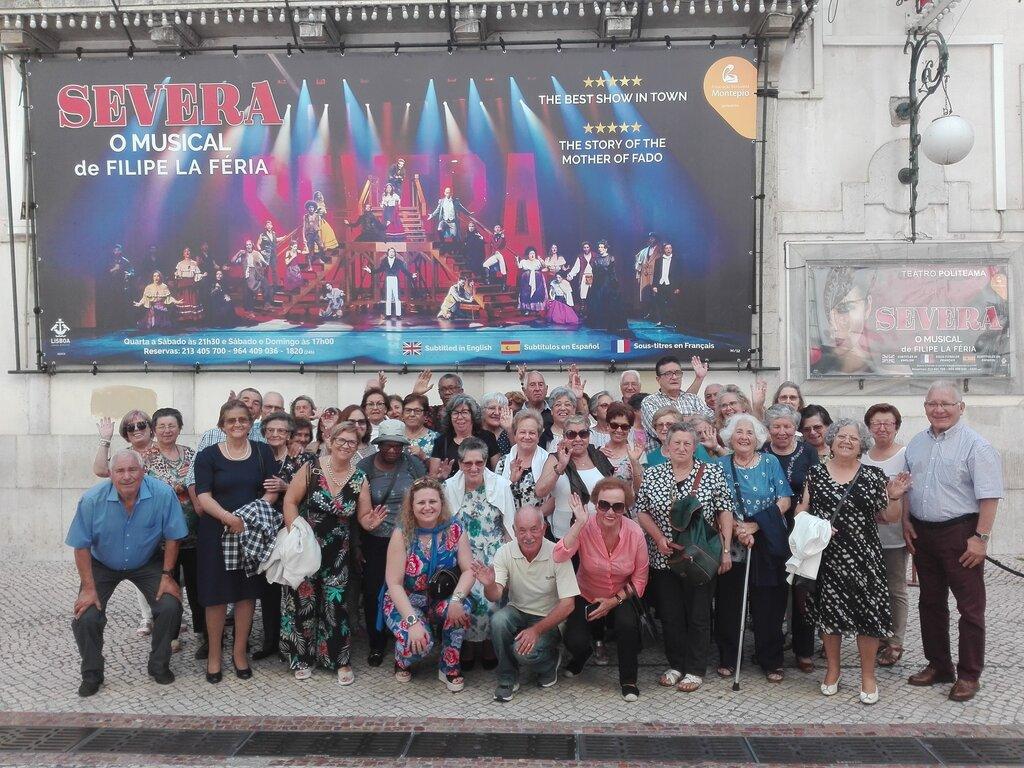 Seniores De Odivelas No Teatro Politeama Cm Odivelas