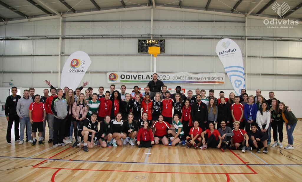 Odivelas Korfball International Cup